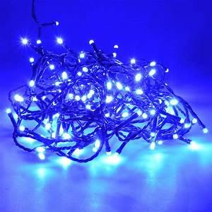 Lichterkette Außen Weihnachten : led lichterkette 9 18m 120 240led blau innen au en weihnachten ebay ~ Frokenaadalensverden.com Haus und Dekorationen