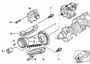 Original Parts For E46 330d M57 Touring    Engine   Timing