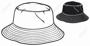 Bucket Hat Clipart