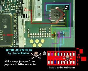 Sony Ericsson K510i Joy Stick Not Working Problem Solution