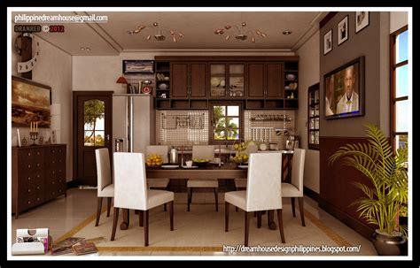 philippine dream house design modern dining  kitchen