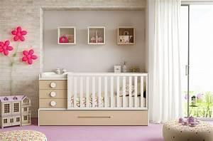 lit pour bebe lc19 pour la chambre bebe evolutive With tapis chambre bébé avec canapé convertible angers
