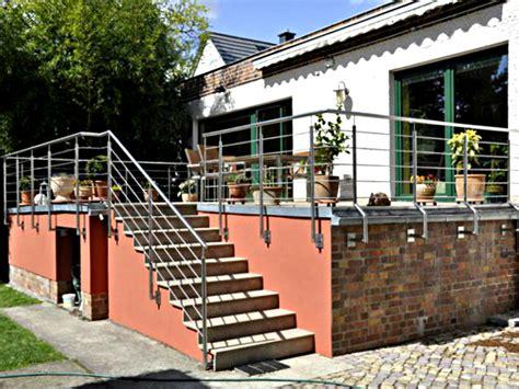 geländer für terrasse smg treppen gel 228 nder gel 1900 smg treppen