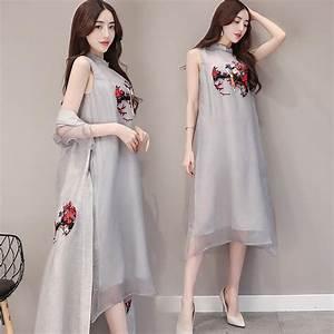 Moderne Japanische Kleidung : gro handel sommerkleider chinesische traditionelle ~ Watch28wear.com Haus und Dekorationen