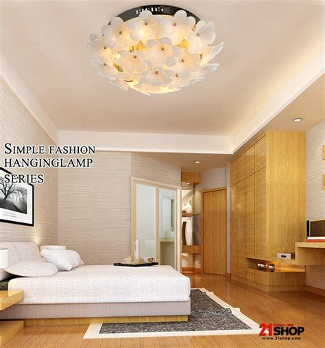 bedroom modern ceiling lights table ls for with cool