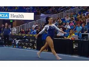 This gymnastics performance is simply amazing!
