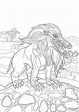 Ammit Naturecoloringpages sketch template