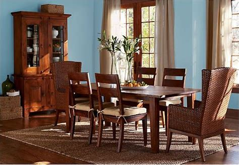 The Stylish Wicker Dining Room Chairs