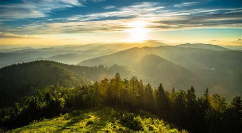 darum lieben wir den schwarzwald sonnenaufgang