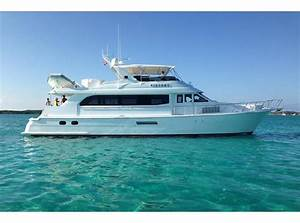 Yacht Of The Week The Victory A 75 Foot Hatteras Yacht