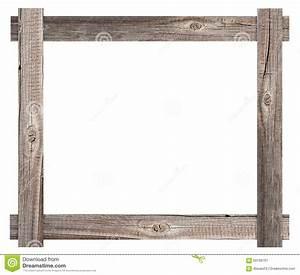 Old wooden frame stock image Image of photo, rectangular