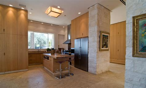kitchen island breakfast bar contemporary stone house