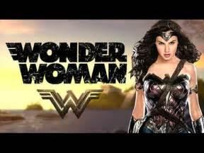 New Wonder Woman Movie 2017