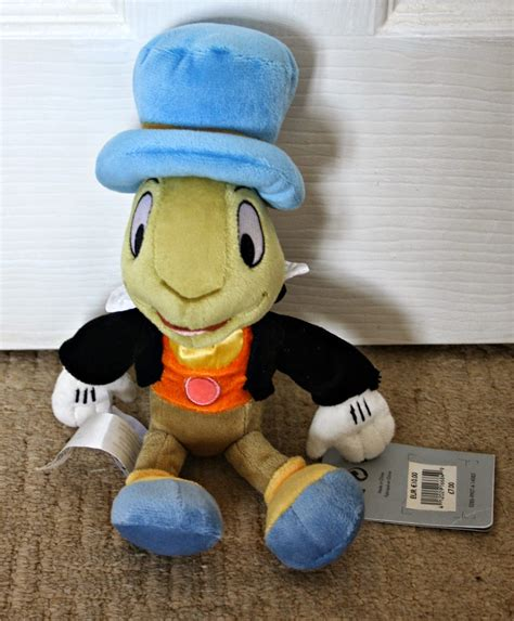 ♥All That Disney Magic♥: Jiminey Cricket Plush from The ...