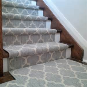 Oriental Carpet Runners For Stairs by Geometric Stair Runner Love Your Stairs