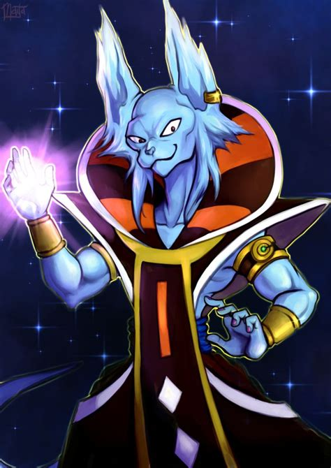 beerus  whis fusion  deviantartbeerusis bolle