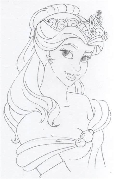 disneys belle  katebushfanatic princess drawings disney princess drawings disney drawings