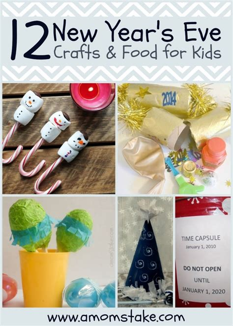 New Year's Eve Activities With Kids  A Mom's Take