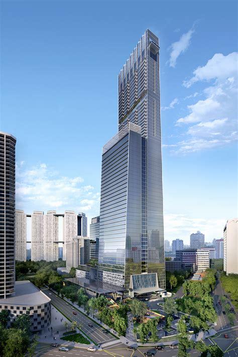 Gallery The Som Designed Tanjong Pagar Centre Will Soon