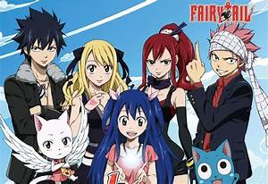 Fairy Tail All Main Characters   www.imgkid.com - The ...