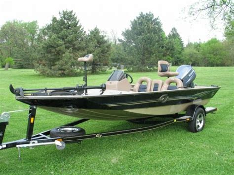 G3 Boats For Sale Wisconsin by 2004 G3 Hp 170 Flat Bottom Fishing Boat Flat Jon Boat
