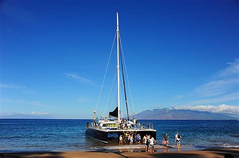 Catamaran Hire Hawaii by 65 Luxury Sailing Catamaran Wailea Maui Cooperyacht