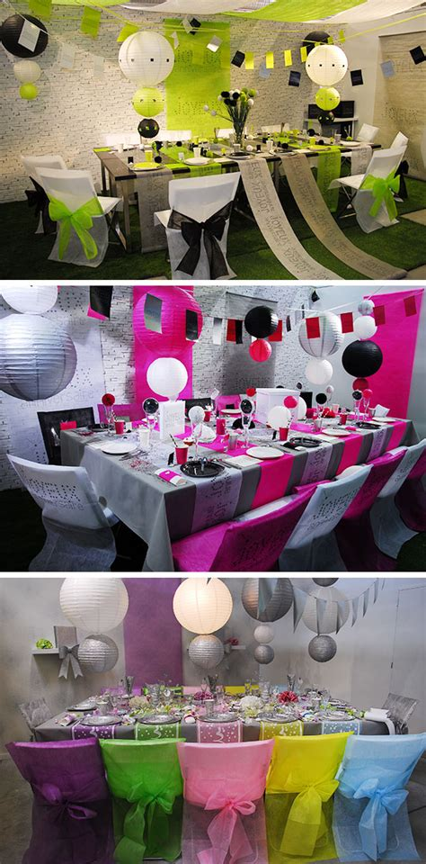 deco salle des fetes pour anniversaire lanterne en papier boule chinoise en d 233 coration de salle