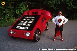 Contact Auto : telephone car art car by howard davis art car agency ~ Gottalentnigeria.com Avis de Voitures