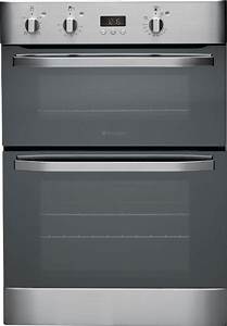 Hotpoint Dh53xs Double Built In Electric Oven