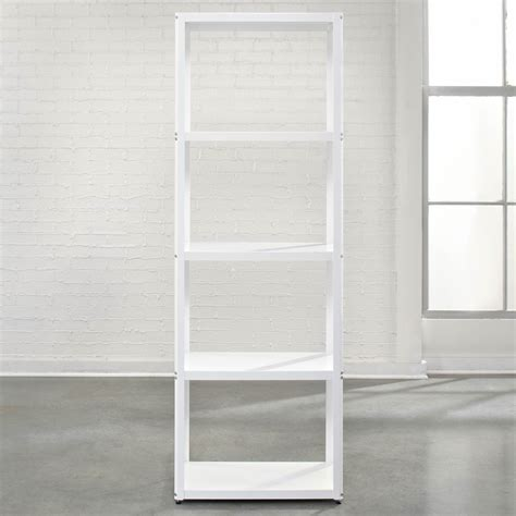 Sauder Bookcase White by Sauder Tower Bookcase White Bookcases Cabinets Home