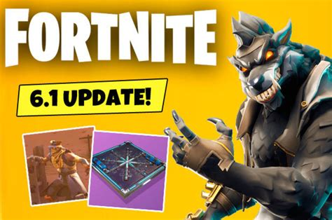 fortnite  patch notes reveal leaked skins update