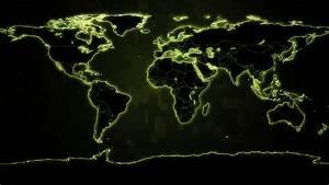 Global Map Wallpapers - Wallpaper Cave