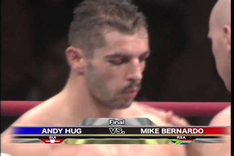 Andy Hug Vs Mike Bernardo Sandkerss