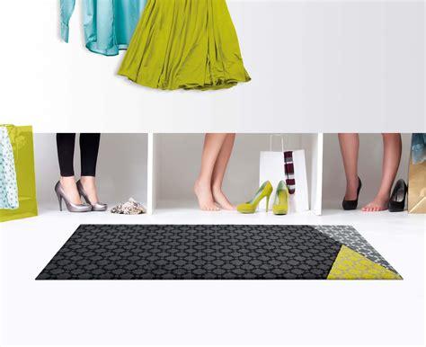 tapis de cuisine lavable en machine tapis de propreté design lavable en machine deco arte