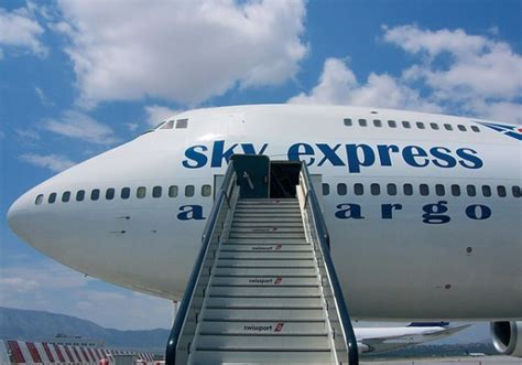 express küchen sky swissport and sky express sign service agreement gtp headlines
