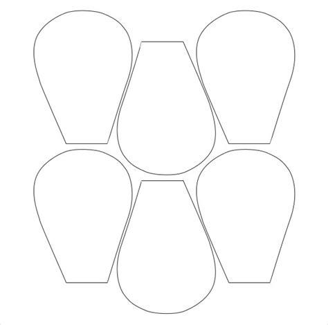 free paper flower templates flower petal template 27 free word pdf documents free premium templates gigi