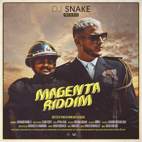 dj snake magenta riddim download pagalworld dj snake premieres brand new quot magenta riddim quot mini film