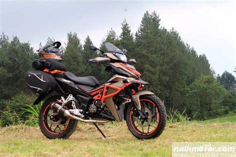 Gambar Motor Honda Supra Gtr 150 by Grand Touring Adventure Konsep Modifikasi Gahar Honda