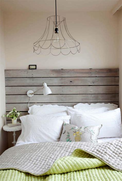 white wooden headboard 1001 mod 232 les pour une t 234 te de lit en palette de bois diy