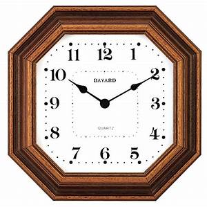 Horloge Murale Bois : horloge murale entourage bois sonnerie westminster horloge murale 1001 pendules ~ Teatrodelosmanantiales.com Idées de Décoration