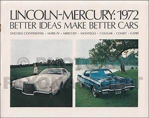 1965 Lincoln Continental Wiring Diagram Reprint