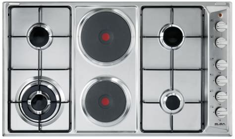 elba cm  gas  electric hob   hirschs