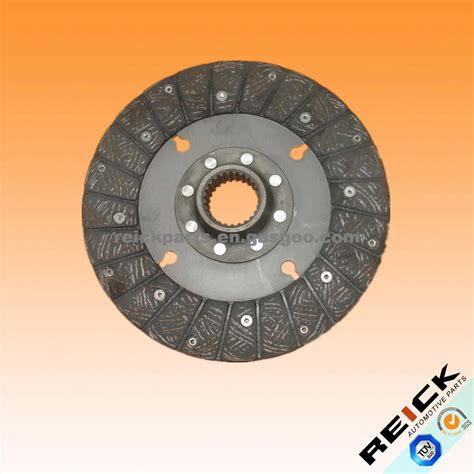 Tractor Clutch Disc 1865836m91 Luk Type For Massey