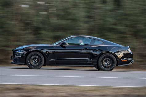 New Ford Mustang 2018 by New Ford Mustang 2018 Review Pictures Auto Express