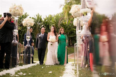 private estate orange county wedding kate danh