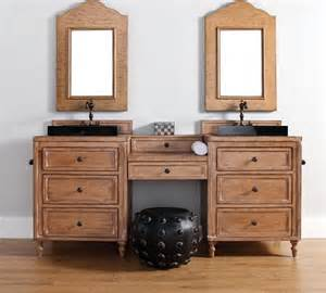 homethangs has introduced a guide to building a bathroom makeup vanity