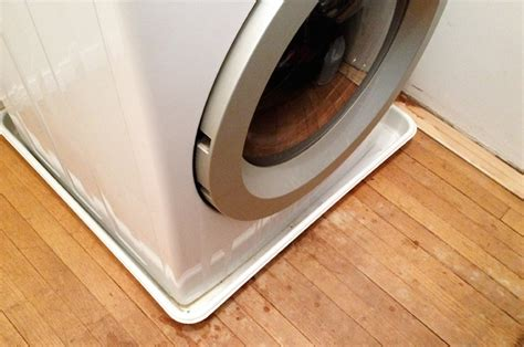 maker leaking water onto floor washing machine troubleshooting repairs hometips