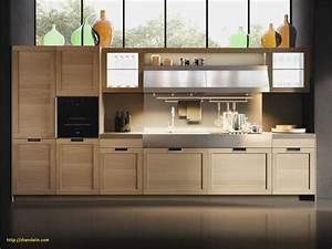 meuble cuisine bois massif inspirant cuisine indogate With meuble de cuisine bois