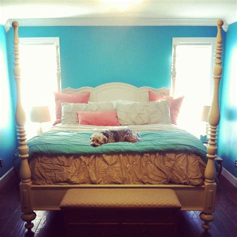 turquoise  coral bedroom ideas bedroom turquoise