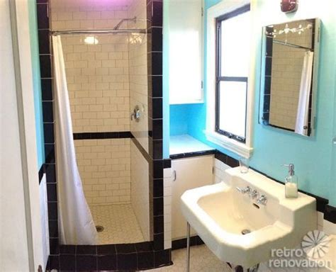 Dave And Fran's Beautiful, Functional Black And White Tile